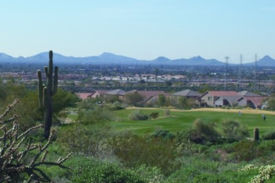 Sanctuary Golf Course in McDowell Mountain Ranch