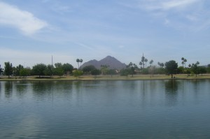 Chaparral Park in Scottsdale, AZ