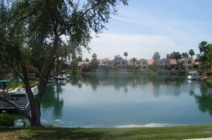 Lake Serena in Scottsdale Ranch