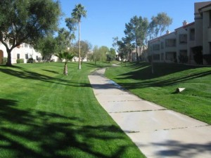 McCormick Ranch Bike Path