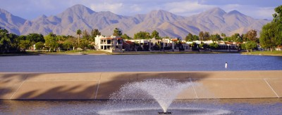 Lake Margherite in McCormick Ranch
