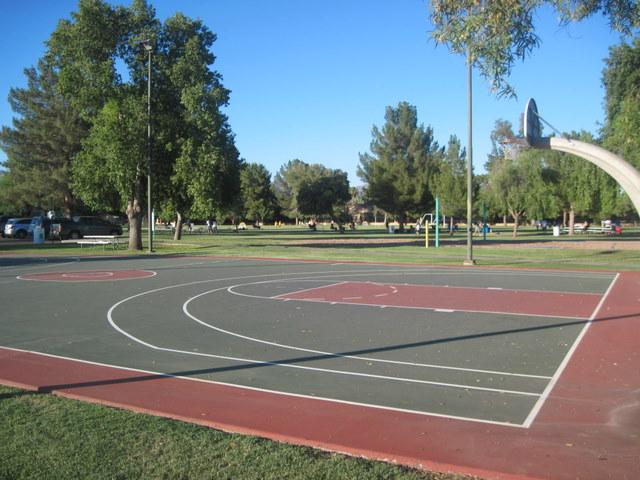 Mountain View Park Tennis Courts