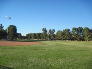 Mountain View Park Soccer & Baseball Fields