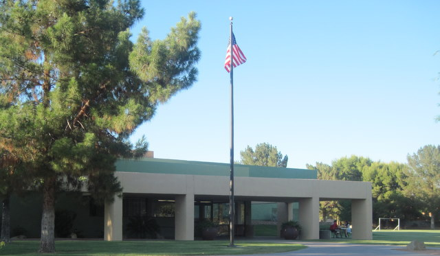 Mountain View Park Rec Center in McCormick Ranch