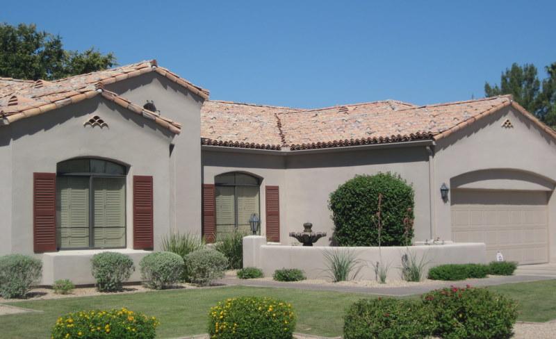 The McCormick Ranch Subdivision Series: Estate Los Arboles