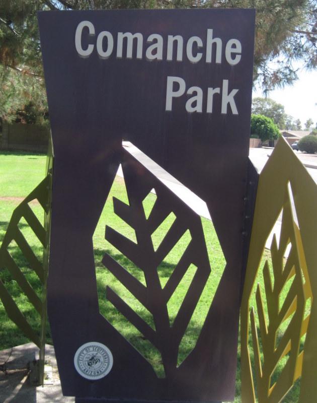 Comanche Park in McCormick Ranch