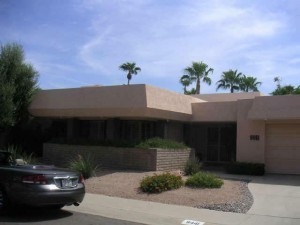 Modern Architecture in McCormick Ranch's Mountain View East