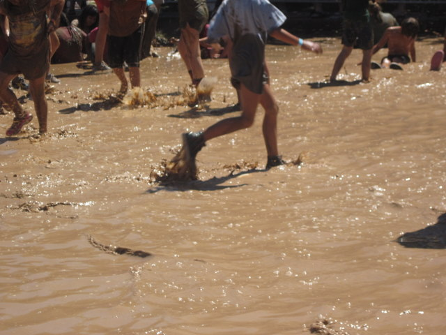 Mighty Mud Mania Fun