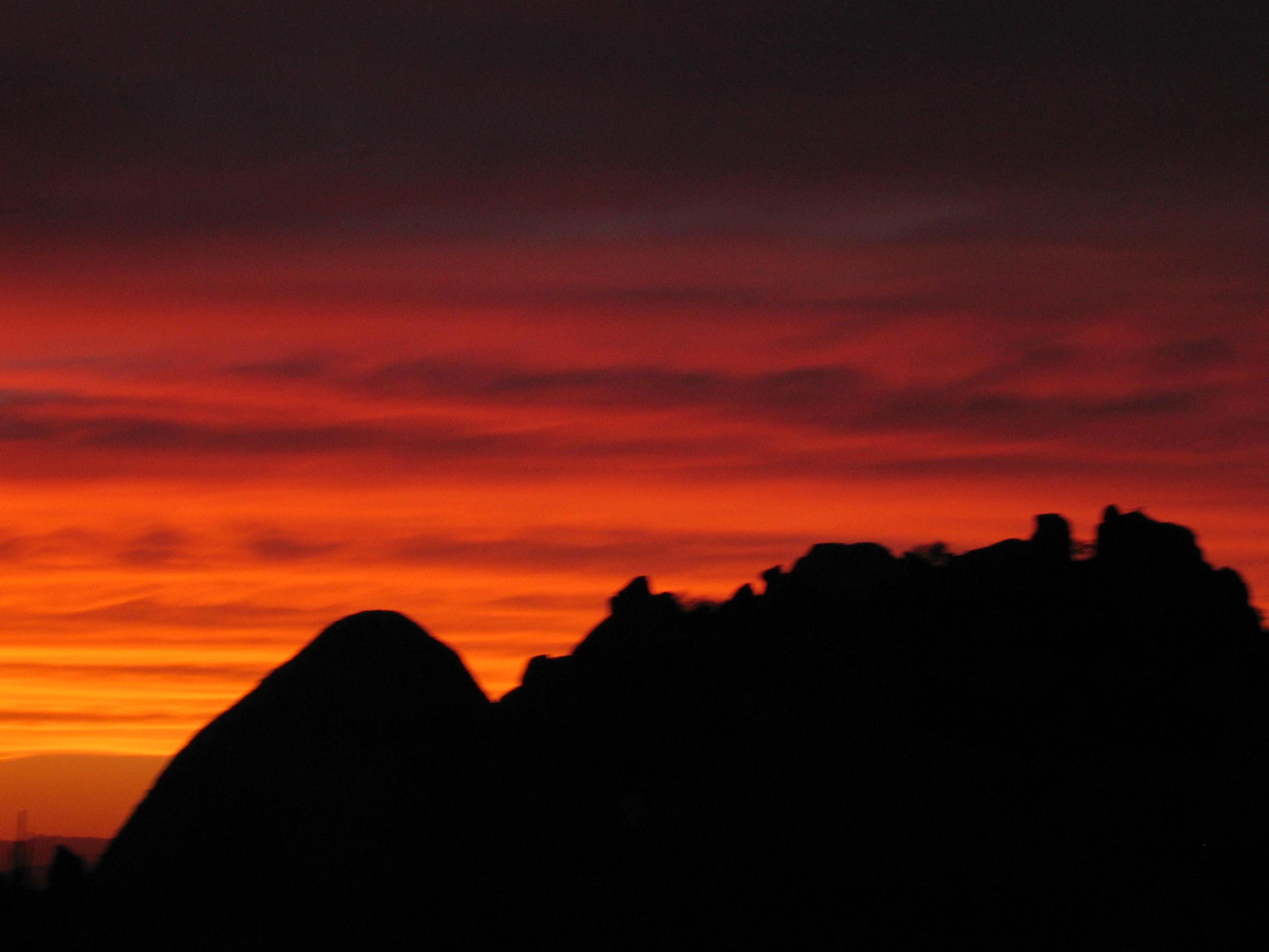 McDowell Mountain Sunset