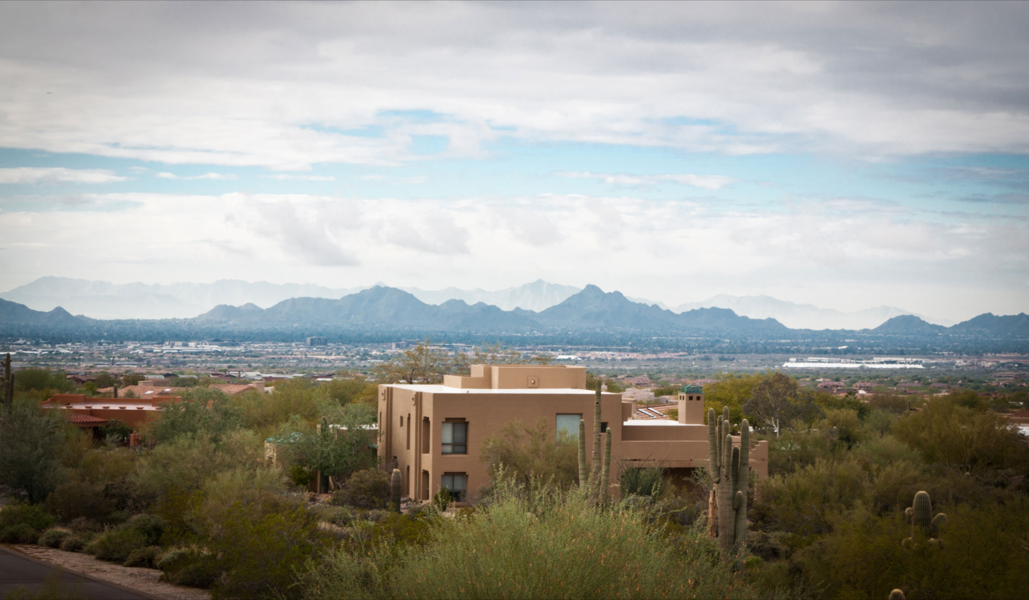 Scottsdale Desert Views