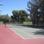 Tennis Court at Comanche Park