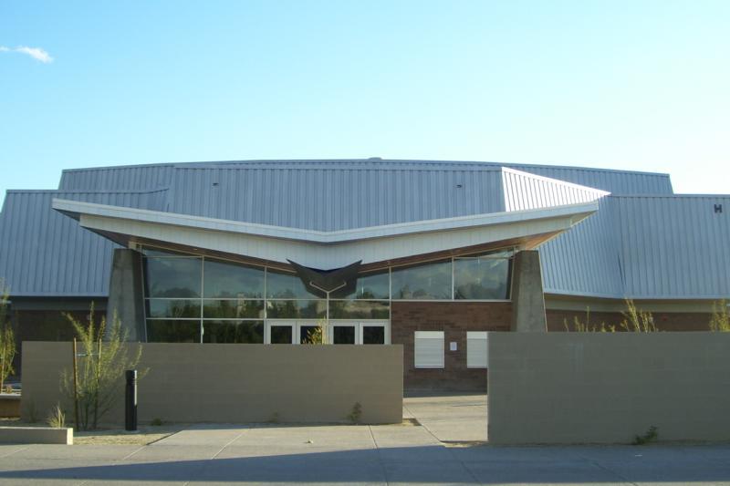 Chaparral High School in Scottsdale, AZ