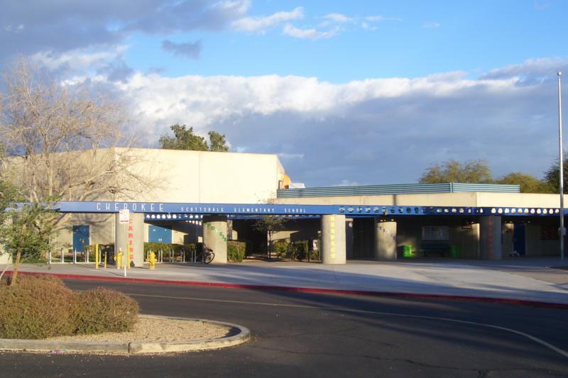 Cherokee Elementary School in Paradise Valley, AZ