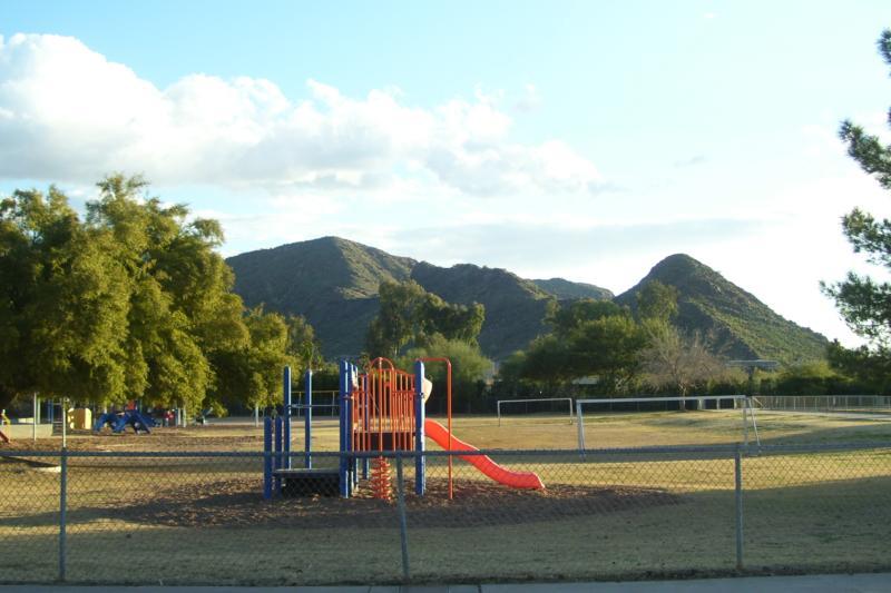 Cherokee Elementary Playground