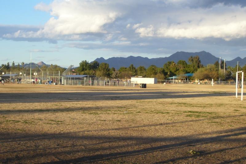 Cochise Elementary School Fields
