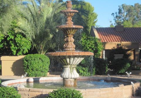 Country Horizons Fountain