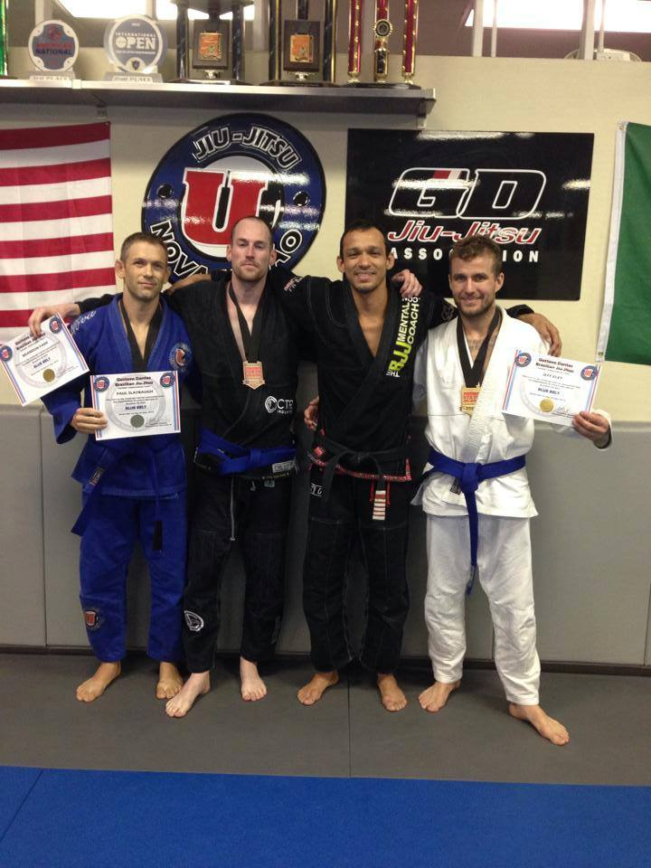 Tap Out the Status Quo at GD Jiu Jitsu!